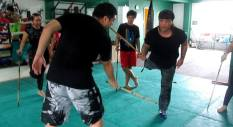 Cane Fighting with Mumbakki