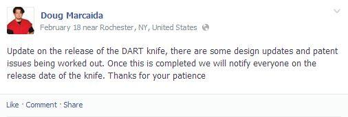 DART update