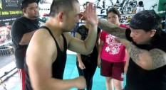 Dirty Boxing with Mumbakki