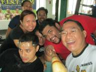 Master Virgil Balintawak seminar Group Selfie