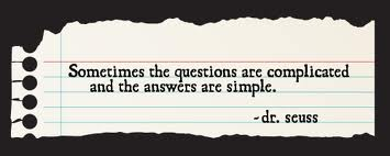 Questions Dr Seuss