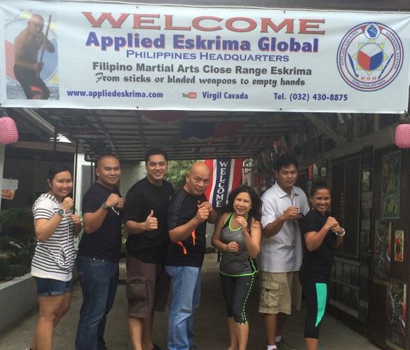 Applied Eskrima HQ Cebu