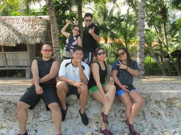 FMA Beach Training