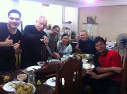 Lechon Cebu at Applied Eskrima HQ