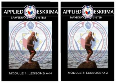 Applied_Eskrima_Module_1_Lessons_A-Z_Covers